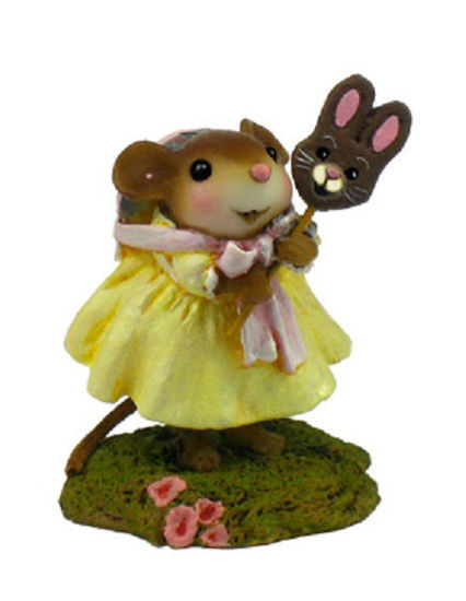 The Bunny Pop M-388 by Wee Forest Folk®