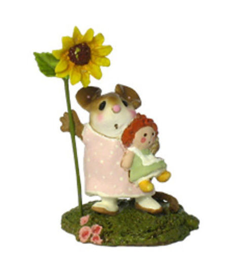 Missy's Sunflower AH-07 (Special) by Wee Forest Folk®