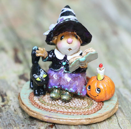 The Storyteller M-713 Purple by Wee Forest Folk®