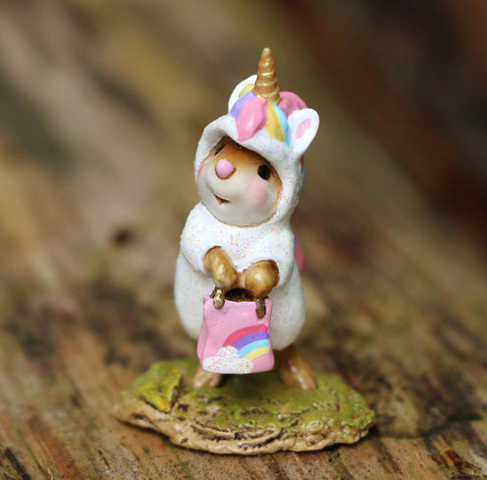 Unique Unicorn M-707a by Wee Forest Folk®