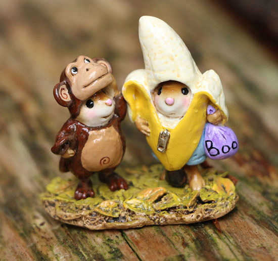 Gone Bananas! M-669c by Wee Forest Folk®
