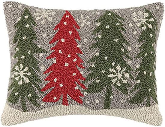 Four Trees Pillow by Peking Handicraft