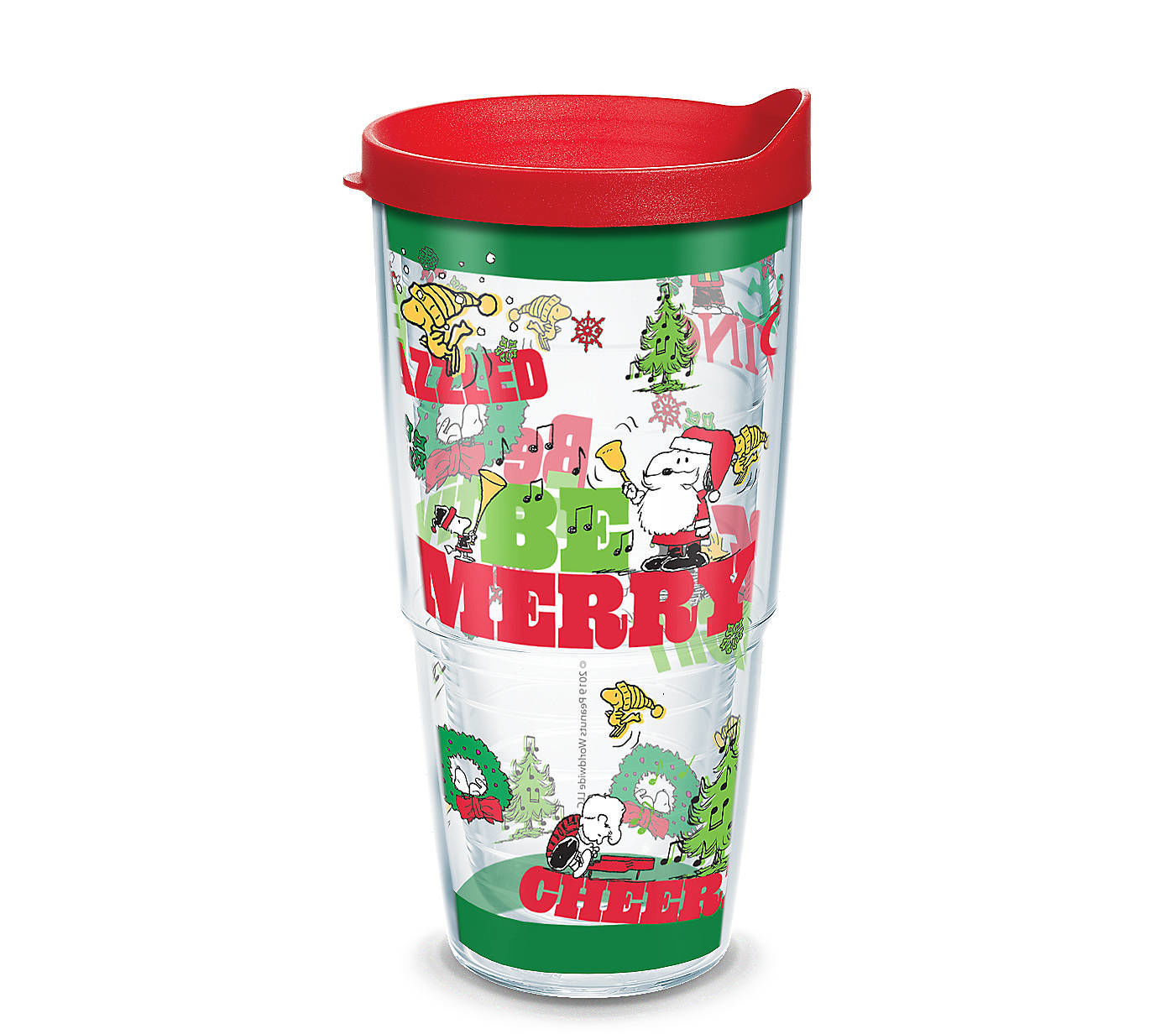 Peanuts™ - Holiday 2019 24oz Tumbler by Tervis
