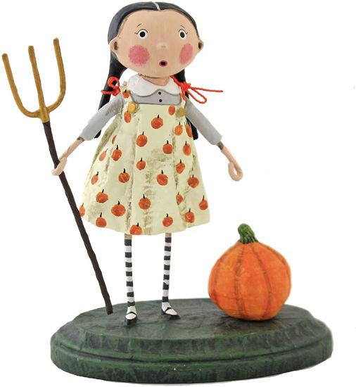 Pru the Pumpkin Farmer by Lori Mitchell