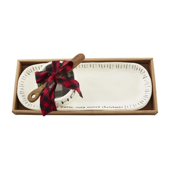 Cozy Merry Dip Appetizer Set by Mudpie