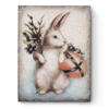 Easter Bunny by Sid Dickens