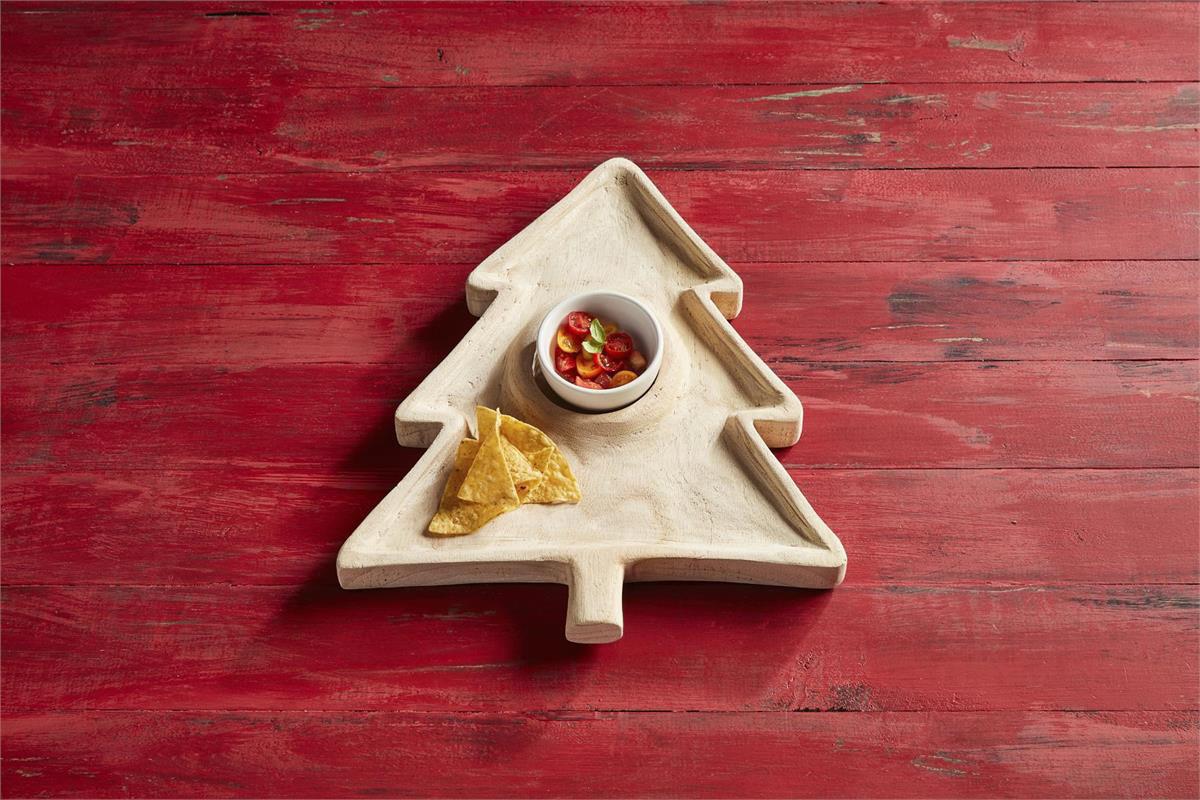 Tree Chip & Dip Set by Mudpie