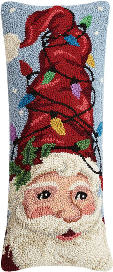 Santa with Tall Hat by Peking Handicraft