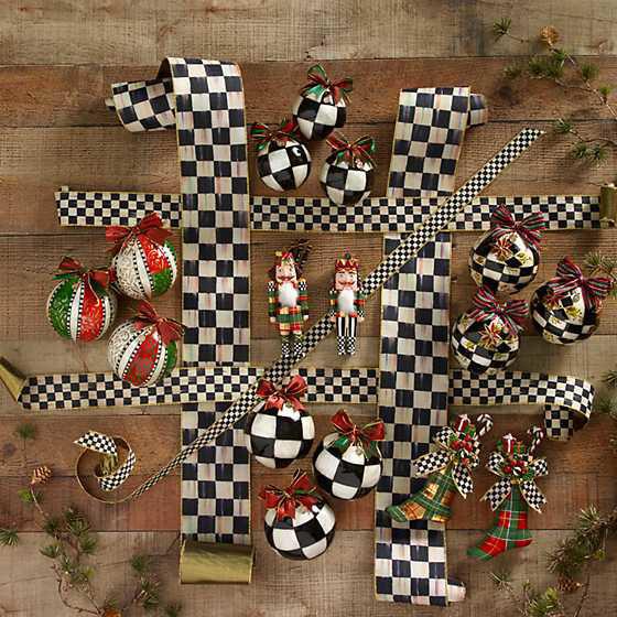 Jester Fancy Ornaments - Small - Set of 3 by MacKenzie-Childs